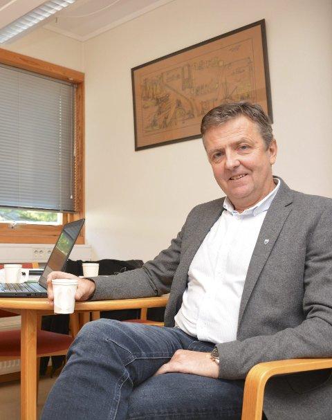 Rådmann Trond Aslaksen blir sannsynligvis kommunedirektør etter at saken har vært oppe i bystyret.