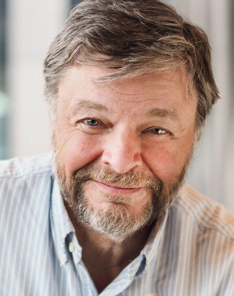 LEGE: Steinar Madsen er medisinsk fagdirektør i Legemiddelverket. Foto: Statens legemiddelverk