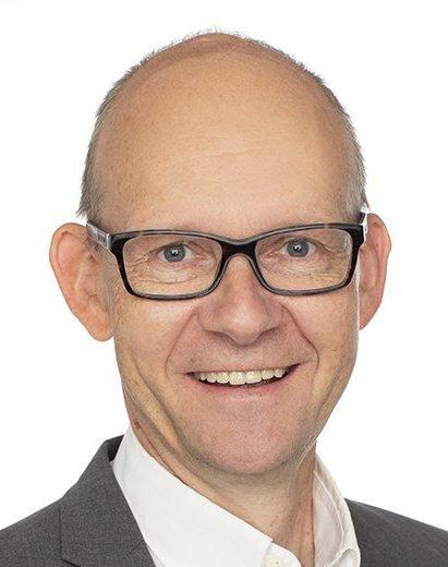 SJEF: Geir Axelsen er administrerende direktør i SSB. FOTO: SSB