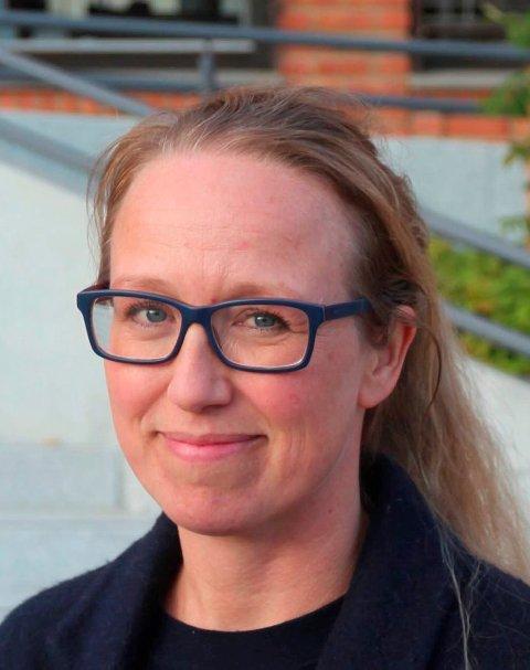 VAKSINE: Kommuneoverlege Camilla Kvalø Smedtorp i Kongsvinger håper alle innbyggere over 85 år som ønsker det er vaksinert mot covid-19.