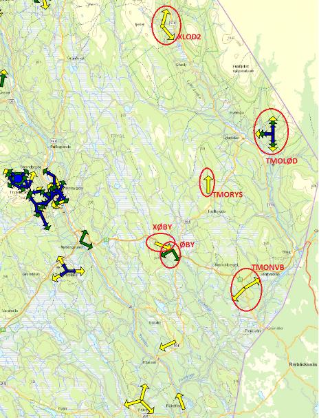 telenor basestasjoner kart Østlendingen   Natt til fredag går all tele  kommunikasjon i svart telenor basestasjoner kart