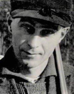 LARS HUSMO: Slik så han ut, blomsterhandleren fra Årnes som forsvant på mystisk vis høsten 1956.