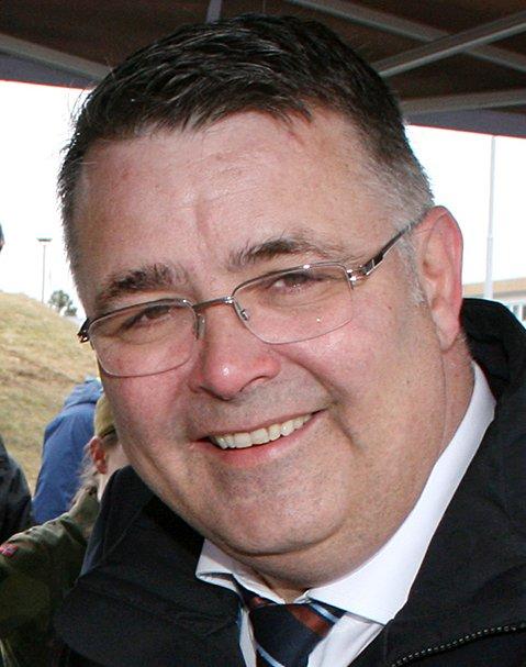 Kjell-Børge Freiberg Olje- og energiminister