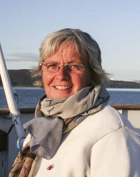 Saksbehandler: Seniorrådgiver hos Fylkesmannen, Helene Frydenberg, sier Tvedestrand har utfordringer i samarbeid på tvers.