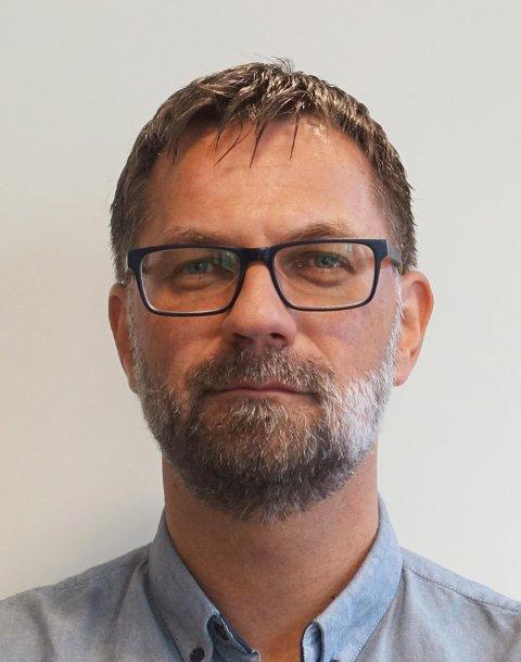 Torbjørn Søderholm, fungerende prosjektsjef i Bane NOR Utbygging forteller at arbeidet starter etter jul.