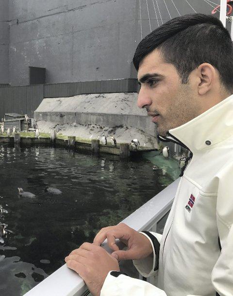 Holder på sitt: UNE mener at Wazeer Armani ikke har sannsynliggjort sin identitet, og holder fast ved at han var over 18 da han kom til Norge i 2015.foto: Privat