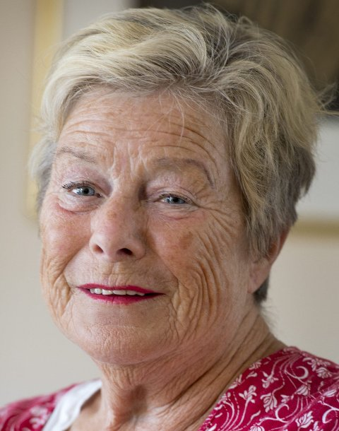 Helga Kleiva Pedersen FOTO: ARNE RISTESUND