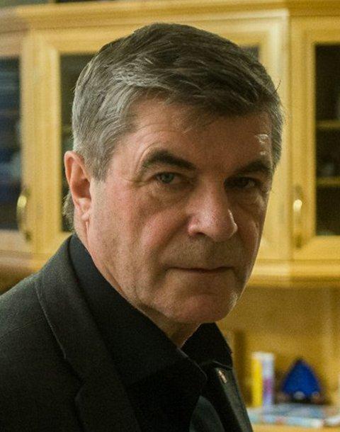 MØTTE AUNE: Hammerfestordfører Alf E. Jakobsen har møtt Ingrid Aune i valgkampsammenheng. - Dette er bare trist, sier han om at hun omkom.
