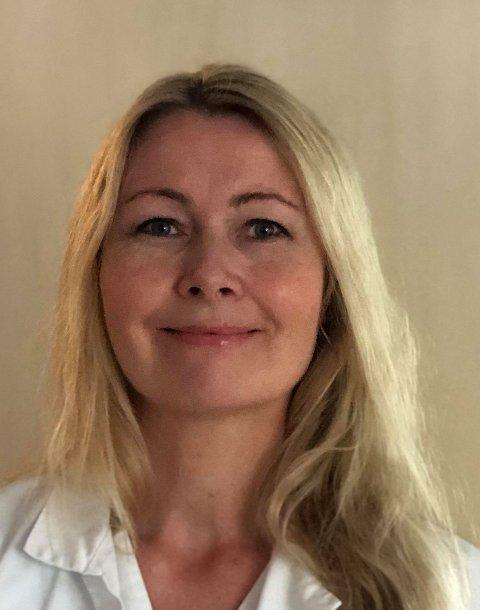 Veslemøy Linde, 2. kandidat Miljøpartiet de grønne, Vestre Toten kommune