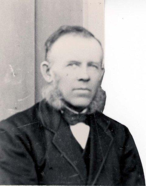Heiersmeden Hans Iversen Heier betydde svært mye for mange. Foto utlånt fra Rakkestad Lokalsamling.