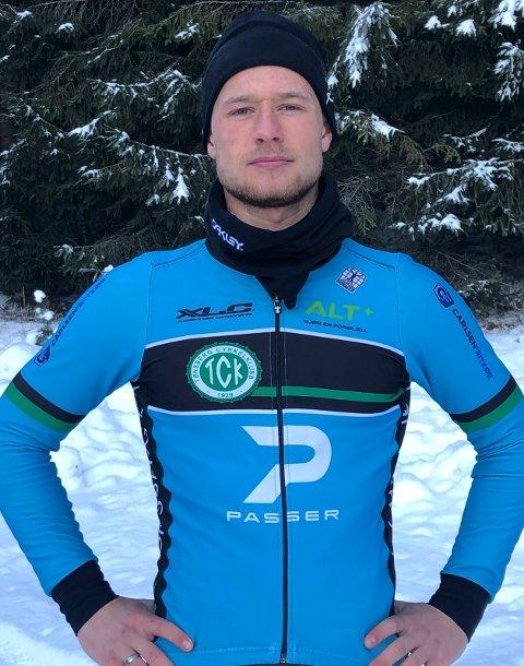 BESTEMT SEG: Mikkel Eide har bestemt seg for å satse videre.