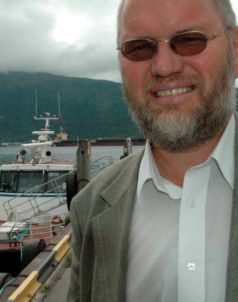 ADVARER: Regjeringens forslag til ny inntektsmodell for Kommune-Norge kan komme til å koste Narvik dyrt, frykter Geir-Ketil Hansen, SV. Foto: Terje Næsje