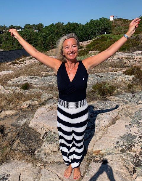 Jeanette Paulsen i Gjensidige.