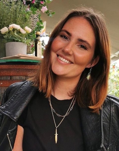 SPENNANDE: Omvikdalsjenta Bente Marit Sæberg har spennande tider i vente når ho skal leia ei ny uteplass i Bergen.