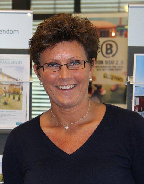 MEKLER: Marianne Bakken fra DNB eiendom. ARKIVFOTO