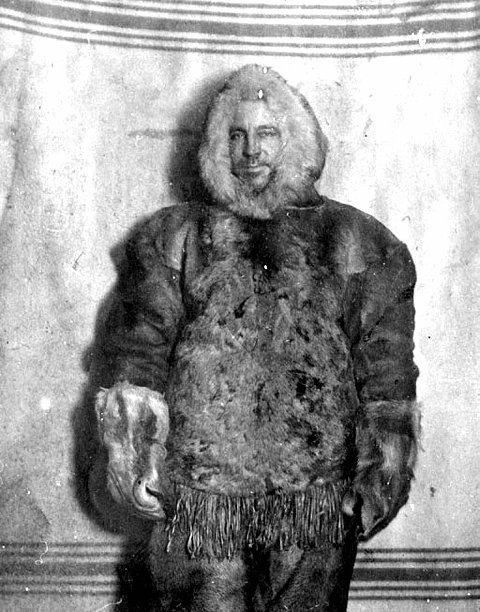 Oscar Wisting:  En av de store i polforskningen. Var først både på  Syd- og Nordpolen