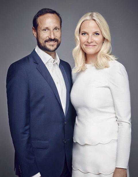 Besøk: Torsdag kommer kronprinsparet til Notodden og deretter Tinn