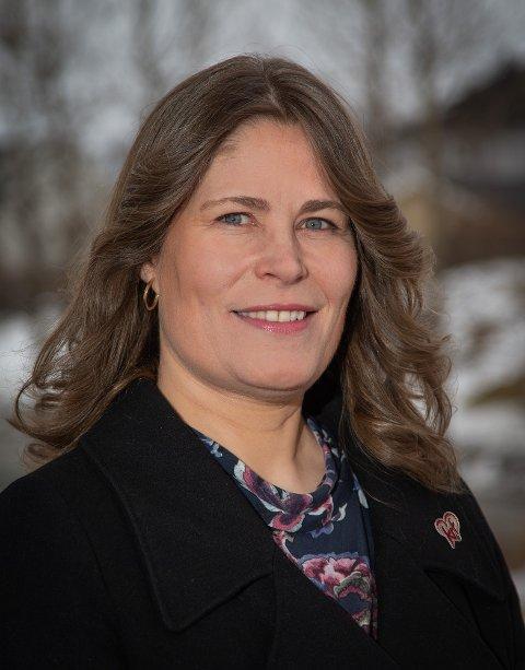 VIL HA MED ALCOA: Linda Helén Haukland spør om ikke Alcoa burde vært tettere inne i eierskapet til prosjektet.