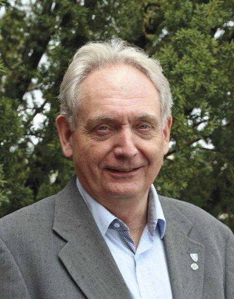 Het ordførerkandidat: Gudbrand Kvaal i Aurskog-Høland Senterparti.