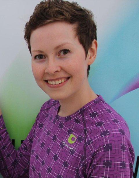 VEIEN TILBAKE IGJEN: Anniken Golf Rokseth er 28 år, og har hatt kreft - tre ganger. Mandag 12. desember kommer hun til Kreftforeningens temakafe i Gjøvik.