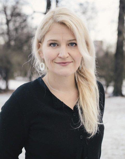 Risørelsker: Endelig skal Liv Gulbrandsen underholde i sin favorittby.foto: privat