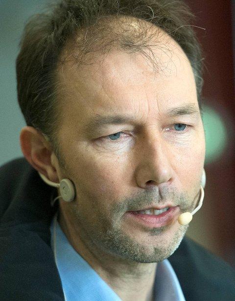 Kåre Halvorsen er direktør i luftfartstavdelingen i Havarikommisjonen.