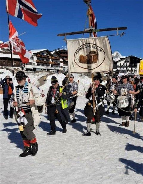 AVLYSER: Saltnes Turn & Beksøm avlyser turen til VM i Oberstdorf i 2021.