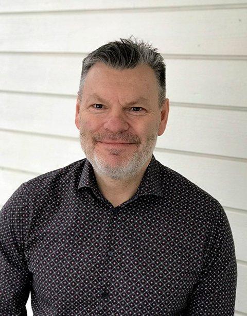 STARTER OPP PÅ JESSHEIM: Einar Karlsen tror det kan være en fordel å selv være mann når man holder slankekurs for menn.