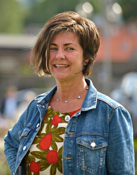ENGASJERT: Ragnhild Vikesland (Rødt) er opptatt av at kulturskoleutbygging ikke må foregå på bekostning av andre kulturkvaliteter.