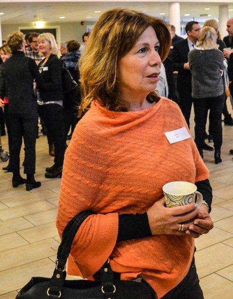 Handling: Karin Virik (V) mener kommunen må gå foran som et godt eksempel for å øke antall lærlingeplasser i Sandefjord.