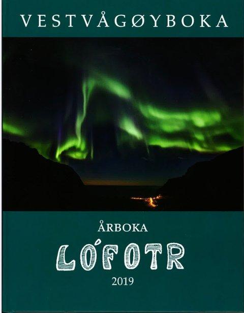 ÅRBOKA: For 42. gang gir Vestvågøy historielag ut årboka Lofotr.