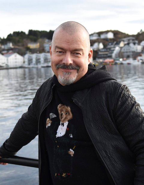 Arne Fagerholt har regien på «Spelemann på taket». (Foto: Ellen-Marie Pedersen-Gustad)