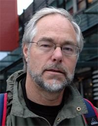 Førelesar - geofysikar Martin Hovland