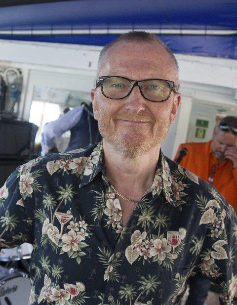 LØRDAGSJAZZ: Roald Holmstrøm i Terraplane.