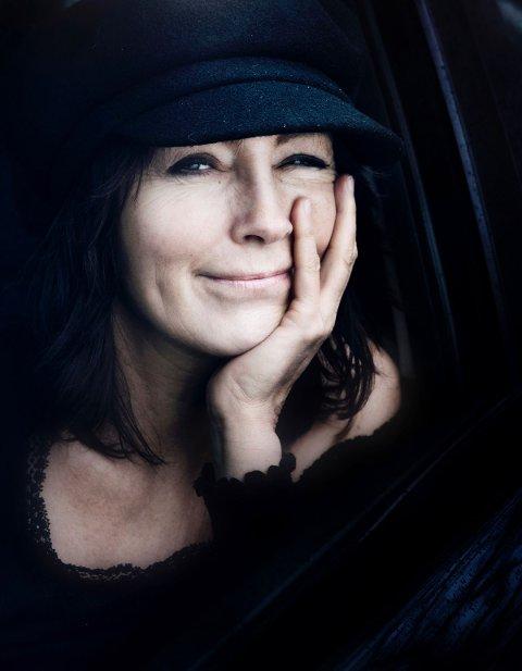 KOMMER IKKE: Anita Skorgan blir ikke å se på scenen med Namsos musikkorps til helga. Den tradisjonsrike nyttårskonserten i Kulturhuet er avlyst grunnet korona.
