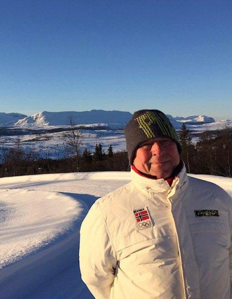 IKKE DÅRLIG: Kunnskapen blant hyttefolk er ikke så dårlig, sier Arne Lambech i Vestre Slidre Hytteforening.