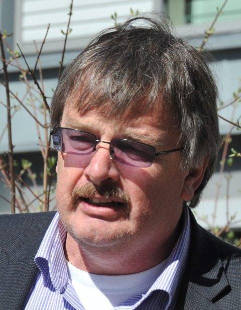 Dag Westhrin representerer SV i Nittedal kommunestyre.