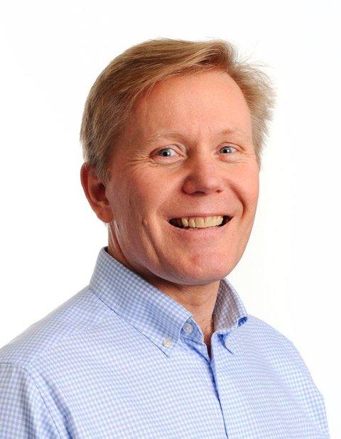 Svein Ove Karstensen i Norsk Gjeldsinformasjon