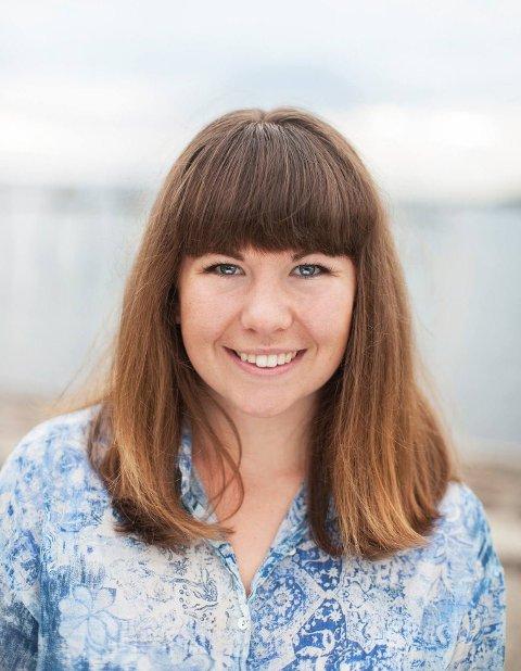 TIL FN: Rådejenta Maria Moe er valgt som ungdomsdelegat av Landsrådet for Norges barne- og ungdomsorganisasjoner (LNU) til FNs generalforsamling.