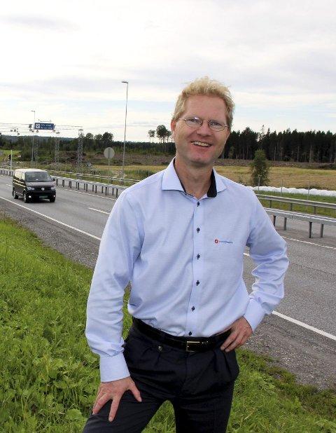 Mot avklaring: Tor André Johnsens nyttårsforsett gir grunn til optimisme.