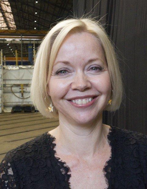 BRITT SYNNØVE: Britt Synnøve Johansen kommer til Åkra fredag.