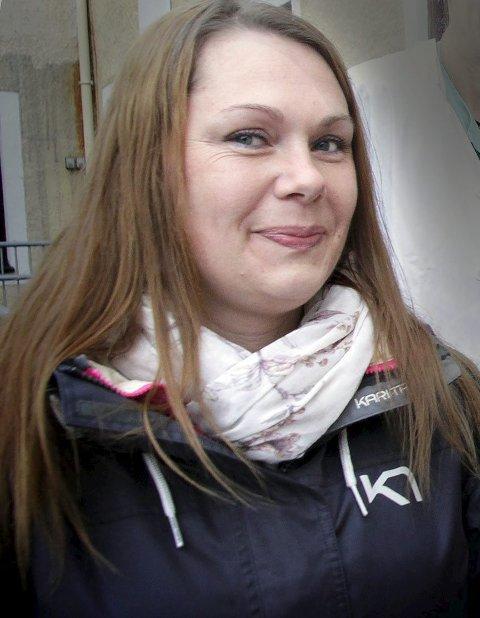 FORNØYD: Initiativtaker Marianne Skullestad.