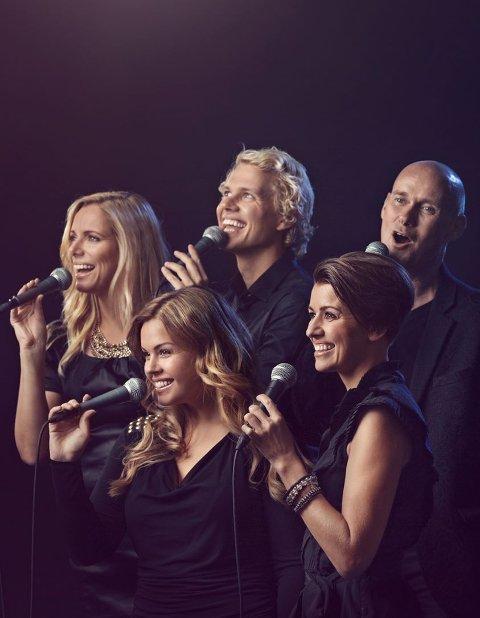 Oslo Gospel Choir spiller i Lofothallen for 14. gang i desember.
