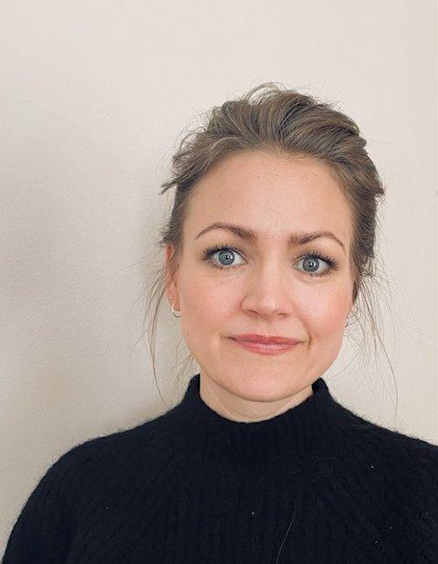 KOMMUNEOVERLEGE: Eva Muriel K Nordberg