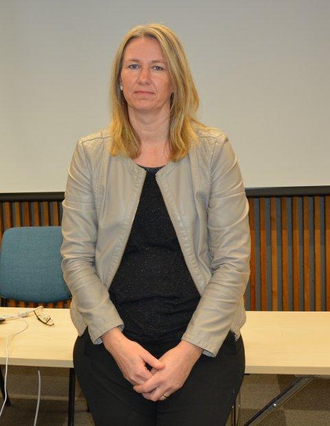 PLAN: Nå må det utarbeides en investerings- og utviklingsplan for sjukehuset på Tynset, sier Merete Myhre Moen som er ordfører i Tynset og regionrådsleder i Regionrådet for Fjellregionen. Foto: Marit Arnesen