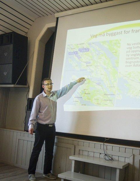 Ja: Frode Hervik meiner Radøy må verta betre på strategisk næringsutviklingsarbeid.