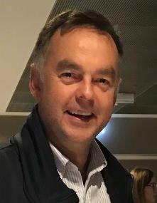 Distriktssjef i Kreftforeningen, Geir Vangsnes