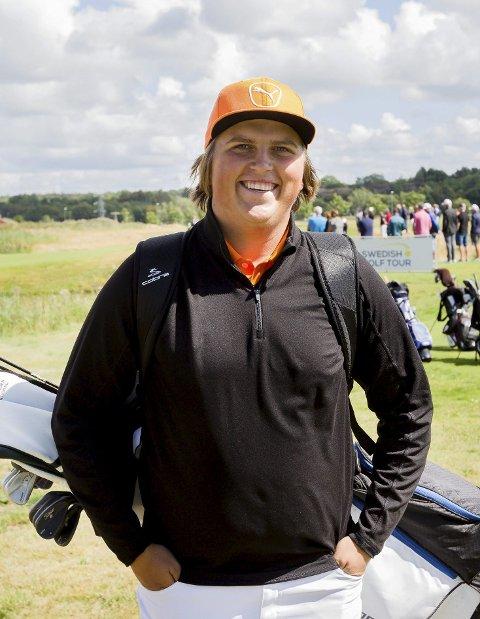 PREMIE: Jørgen Winther Johansen fra Råde fikk premie. BEGGE FOTO: CHRISTINE HEIM