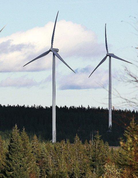 Ikke avgjort: Fortsatt uavklart om det blir vindmøller i Nord-Odal.
