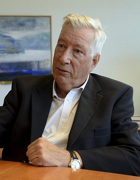 FRIVILLIGHET: Fylkesmann Sigbjørn Johnsen respekterer utfallet av folkeavstemningene.